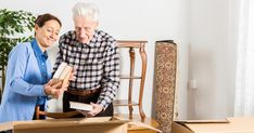 Downsizing for seniors is a wonderful chance to relive significant memories. Learning about keepsakes & mementos is a special experience to share.