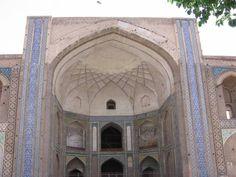 Jameh Mosque ( Qazvin )