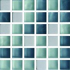 Accord Ice Cube 15x15mm Mosaic