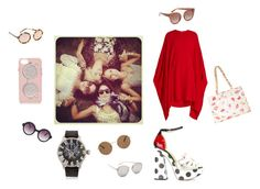 """""""Round Sunglasses..**"""" by yagna ❤ liked on Polyvore featuring STELLA McCARTNEY, Linda Farrow, Rebecca Minkoff, 3.1 Phillip Lim, Yves Saint Laurent, Cutler and Gross, Valentino, Proff, Chanel and Charlotte Olympia"""