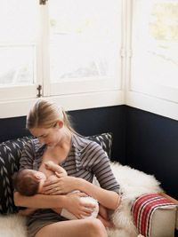 Breastfeeding Guide For The Whole First Year. Month-by-month breastfeeding tips