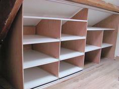 Julie Algrain est architecte menuisière. Les petits espaces, elle connaît: son précédent...