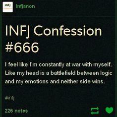INFJ Confessions