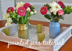 A Blissful Nest-Painted Jar Tutorial-001