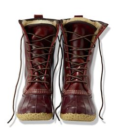 Women's Signature L.L.Bean Boots, 10 Shearling-Lined   Free Shipping at L.L.Bean