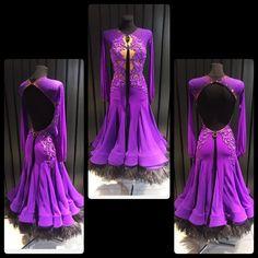 Magical purple dream created by DLK United Design