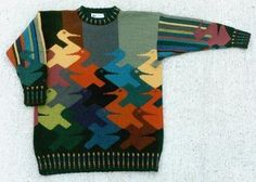 The Duck Sweater
