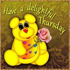Delightful Thursday