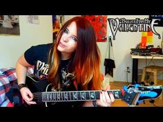Jassy J: Don't Need You - Bullet For My Valentine   Bullet For My Valentine - Don't Need You (2016) guitar cover by Jassy J =) Here is the Link to my original cover... sadly blocked on mobile devices :( Thank you UMG... https://www.youtube.com/watch?v=Axb41... ENG: It has been since January that I didn't upload a new B4MV cover! What a shame - since Michael Padget is my favorite guitarist! Simply love their new song! Hope you have as much fun as I had while recording it for you \m/ PLEASE…