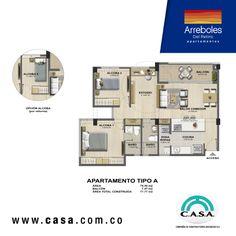 Conoce nuestros Apartamentos Arreboles del Retiro. #nuevoproyecto #estrenaapartamentoenelretiro #bienesraices