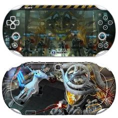 Video Games & Consoles Skin Decal Sticker For Ps Vita Original Pch-1000 Series Console Catherine #08 Elegant In Smell