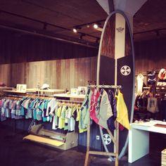Brunotti showroom Belgium