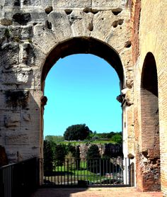 The Colesseum, Rome Italy