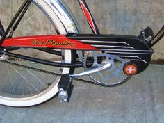 Schwinn Black Phantom chainguard