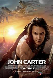 John Carter:love this movie<3