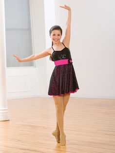 Party in My Head - Style 0504 | Revolution Dancewear Jazz/Tap Dance Recital Costume