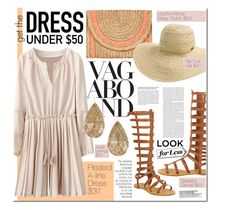 """""""Vagabond Girl"""" by clovers-mind ❤ liked on Polyvore featuring Vagabond, Louche and Rip Curl"""