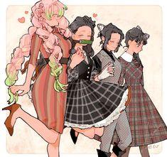 Anime/Manga: Kimetsu no Yaiba Demon Slayer, Slayer Anime, Anime Bebe, Otaku, Animes Yandere, Kawaii, Chica Anime Manga, Anime Demon, Anime Art Girl