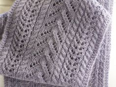 Ravelry: Easy as Pie Scarf pattern by Megan Delorme