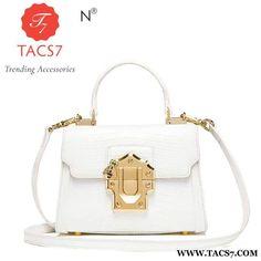 9940b6e08656 Serpentine Lock Women Shoulder Luxury brands Bag. Cow LeatherReal ...