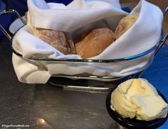 Earth Balance Vegan Butter is available at Coral Reef in Disney's Epcot