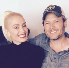 Fresh Faced - 20 Photos of Blake Shelton and Gwen Stefani That Will Make You Believe in Love Again - Photos