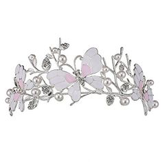 Beautiful Jewelry Crystal Women Rhinestones Hair Clips Hair Pin with Comb for Wedding Bridal Party Headdress Hair Accessory