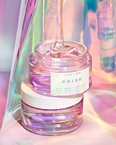 Shop Herbivore's Prism AHA + BHA Exfoliating Glow Facial at Sephora. This powerful weekly facial treatment transforms skin to look radiant and bright. Beauty Care, Beauty Skin, Diy Beauty, Beauty Ideas, Face Beauty, Beauty Hacks, Beauty 360, Huda Beauty, Facial Treatment