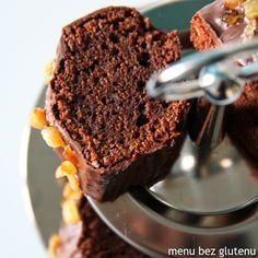 menu bez glutenu: ciasto czekoladowo-pomarańczowe