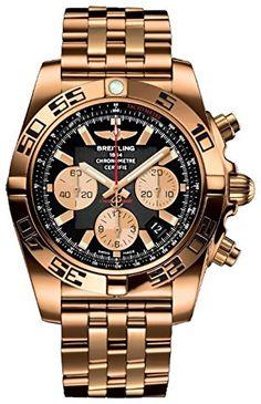 Breitling Gold Watch   juwelier-haeger.de