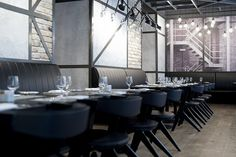 KNRDY Restaurant by Suto Interior Architects 19/19 by yossawat.com, via Flickr