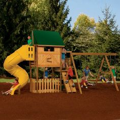 PlayStar Great Escape Silver | Totally Swing Sets