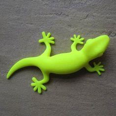 Muñeco Gecko | THINGS CREATORS