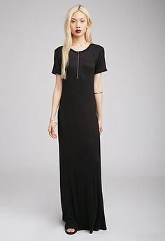 Maxi Tee Dress | Forever 21 - 2000097081