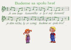 Kliknutím zavřít Kids Songs, Portfolio, Preschool, Activities, Education, Children, Sheet Music, Children Songs, Boys