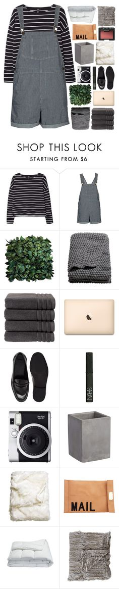 """""""TWO KIDS ONE LOVE"""" by dreams-of-pxrxdise ❤ liked on Polyvore featuring MANGO, Topshop, H&M, Christy, ASOS, NARS Cosmetics, Fuji, CB2, Akira and Frette"""