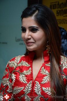Picture 819698 | Samantha At Enakkul Oruvan Movie Audio Launch Photos Pictures Actress