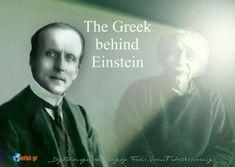 Κωνσταντίνος Καραθεοδωρής. O Eλληνας δάσκαλος του Aλμπερτ Αϊνστάιν (βίντεο) Einstein, Greek Culture, Makes You Beautiful, Thessaloniki, Sociology, Eastern Europe, Anthropology, Your Smile, Famous People