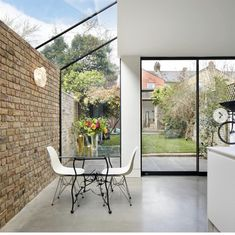 House Extension Design, Glass Extension, Extension Designs, Side Extension, Extension Google, Extension Ideas, 1930s House Extension, Interior Exterior, Best Interior