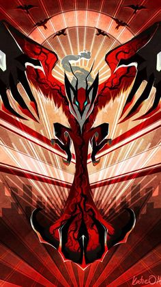 I see why it's called yveltal niw