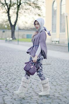 Love this outfit! | Indah Nada Puspita