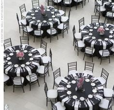 Poker chip tables? Funny!