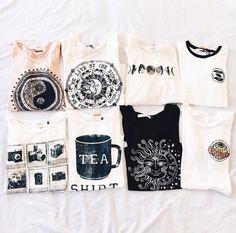 Imagen de clothes, white, and fashion