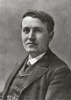 thomas edison 1884 - Google Search