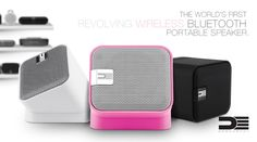 Great review on the #DEMOCRACY #Revolving #Wireless #Bluetooth Portable #Speaker from GuysGab.com!  DEMOCRACY   Music, Freedom, & Happiness! www.democracylife.com