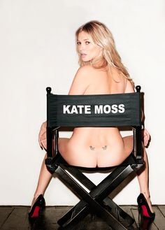 kate  by Terry Richardson for Lui Magazine March 2014