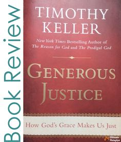 Book Review: Generous Justice | .life is a metaphor.