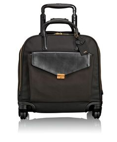 TUMI work wheeled brief for laptop