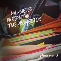 Ya puedes presentar tus proyectos a la categoría Hacemos! e IMPULSA tu País  hasta el 27 de noviembre en http://ift.tt/1yLmnMA