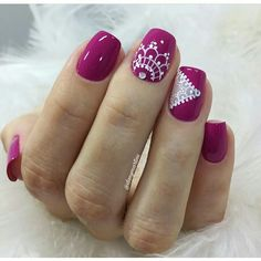 Nome da cor do esmalte no Instagram @esmalteiras_anonimas Summer Gel Nails, Mandala Nails, Mandala Coloring, Easy Nail Art, Nail Trends, Wedding Nails, Pedicure, Fashion Hub, Nail Colors